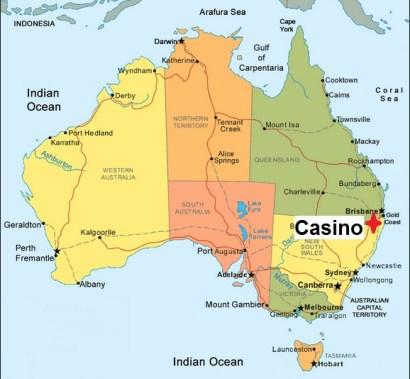 Australia. Casino
