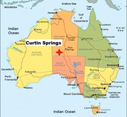 Australia. Curtin