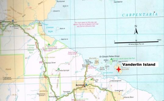Vanderlin Island #2