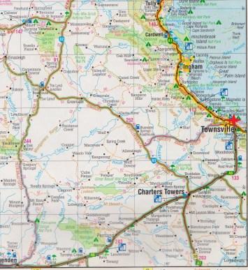 Map - Townsville 002
