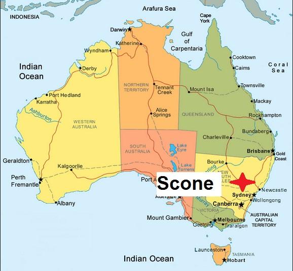 Aust. Scone