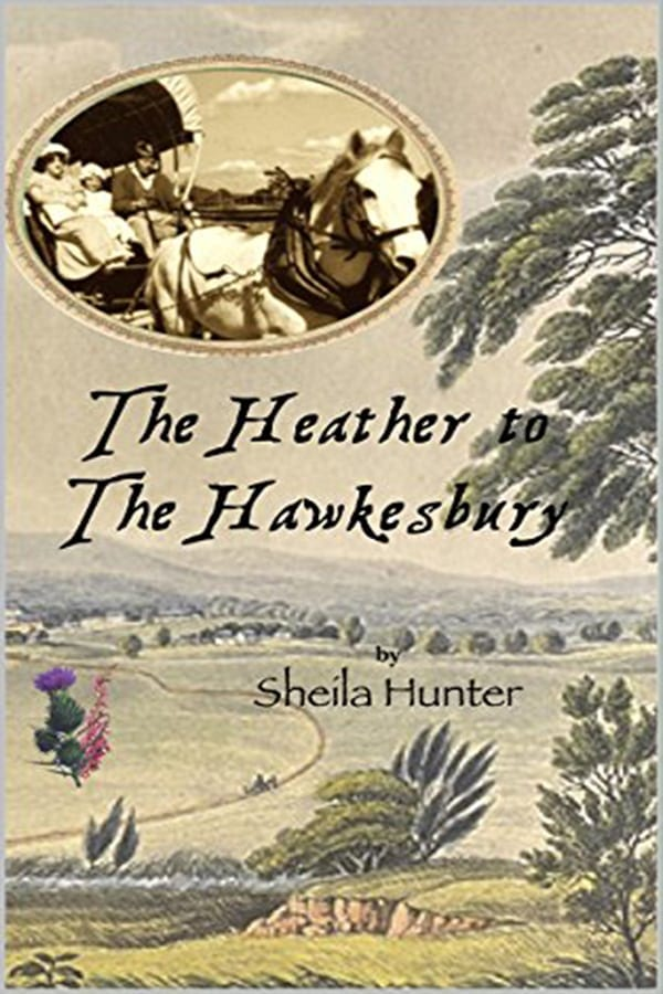 Australian Authors - Sheila Hunter