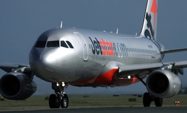 Jetstar is putting travellers on notice over carry-on bags. (Rob Finlayson)