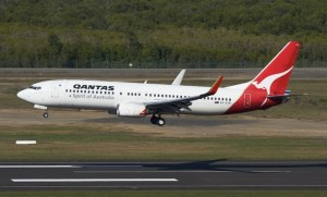 737-800s form the backbone of the Qantas domestic fleet. (Dave Parer)
