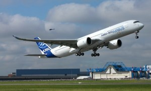 A350 sales have been gathering pace, something Airbus hopes to increase at Dubai.