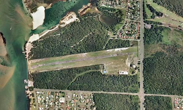 Newcastle's Belmont Airport has been bought by a consortium of buyers led by Matt Hall.