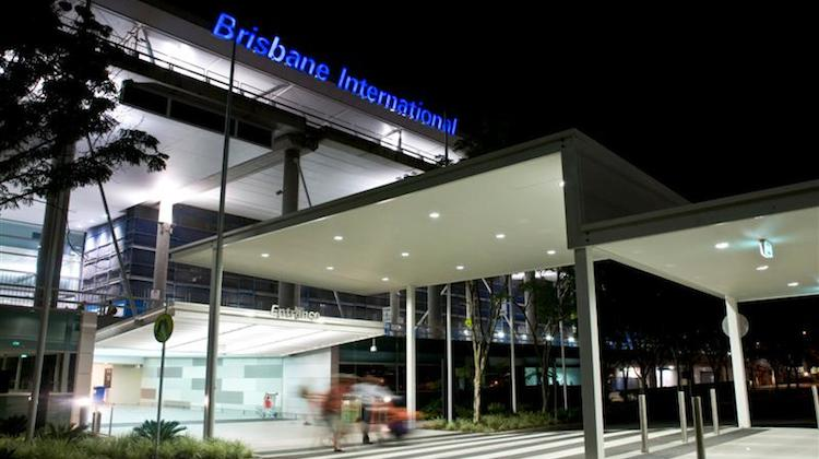 Brisbane Airport's international terminal. (Brisbane Airport)