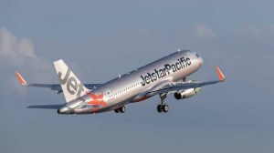 A file image of an Airbus A320 in Jetstar Pacific colours. (Airbus)