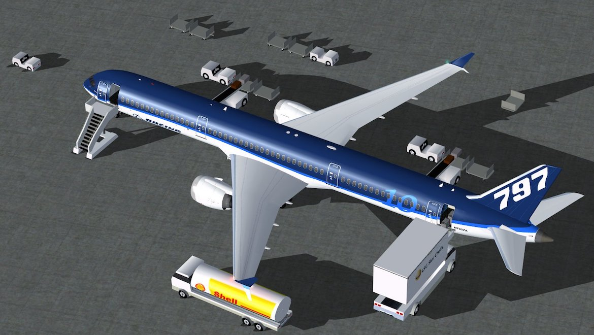 A concept of how the NMA might look. (Camil Valiquette/simviation.com)