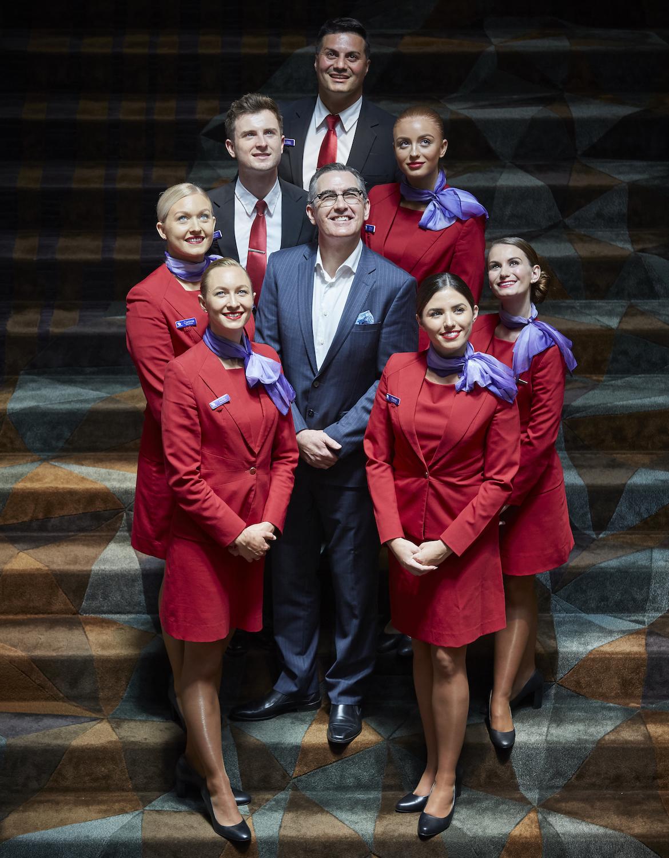 Scurrah siger Virgin Australia Ceo Job-6206