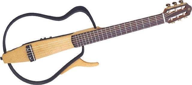 silent guitar by yamaha. Black Bedroom Furniture Sets. Home Design Ideas