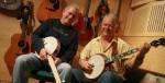 John Kane and Ian Simpson