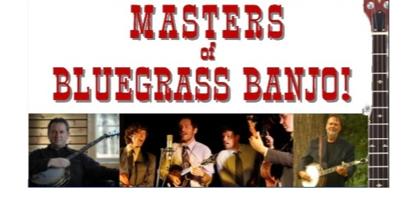 Bluegrass Banjo Masters in Concert