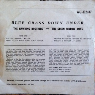 Hawking Brothers Album