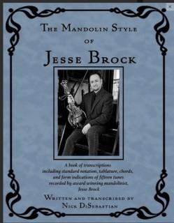 Jesse Brock Tabs