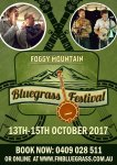 Foggy Mountain Bluegrass Festival 2017