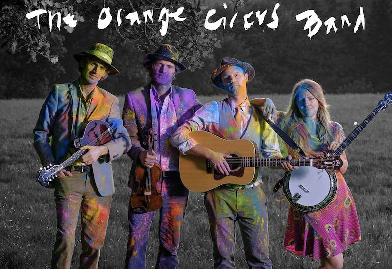The Orange Circus Band – The Saturday Song