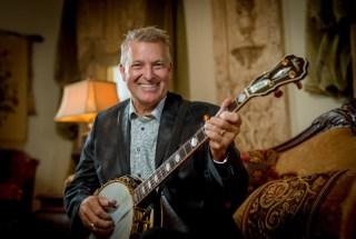 Mike Scott on banjo to tour UK
