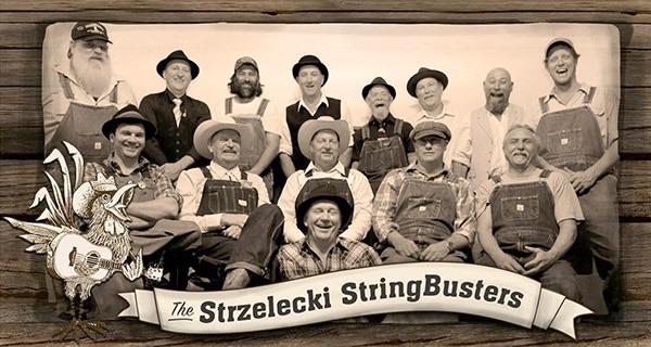 Mountain Pickers to Host Strzelecki Stringbusters