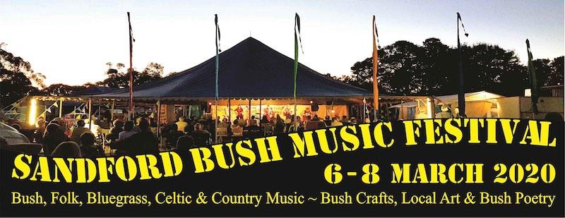 Sandford Bush Festival 2020