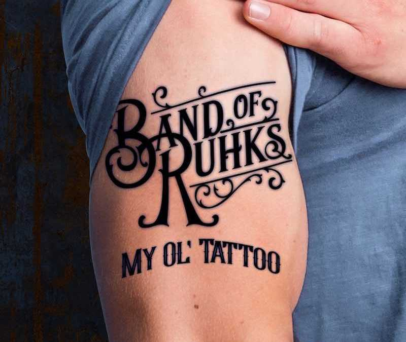 Authentic – Band of Ruhks