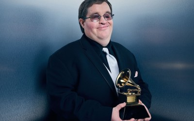 Michael Cleveland Receives Grammy Honours