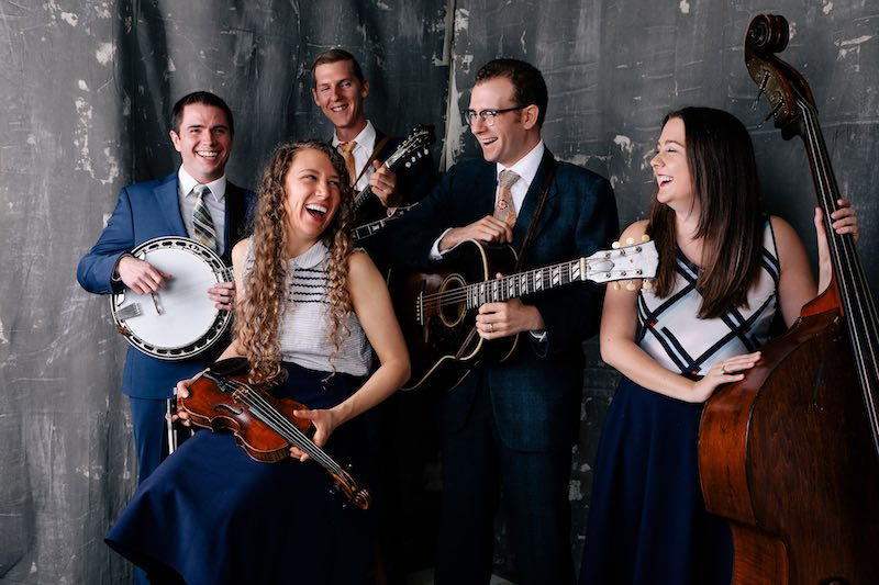 High Fidelity Bluegrass Band