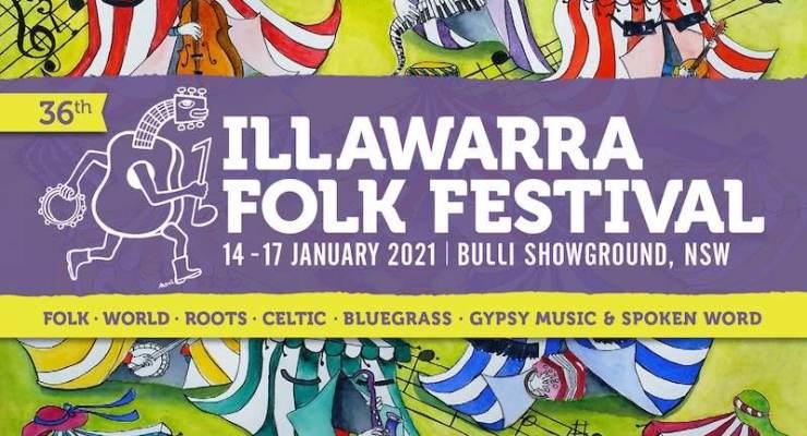 Applications Open for 2021 Illawarra Festival