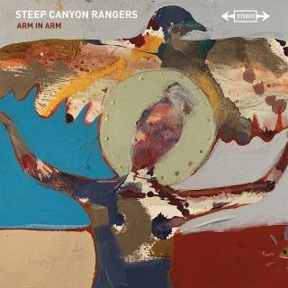 New Album from Steep Canyon Rangers