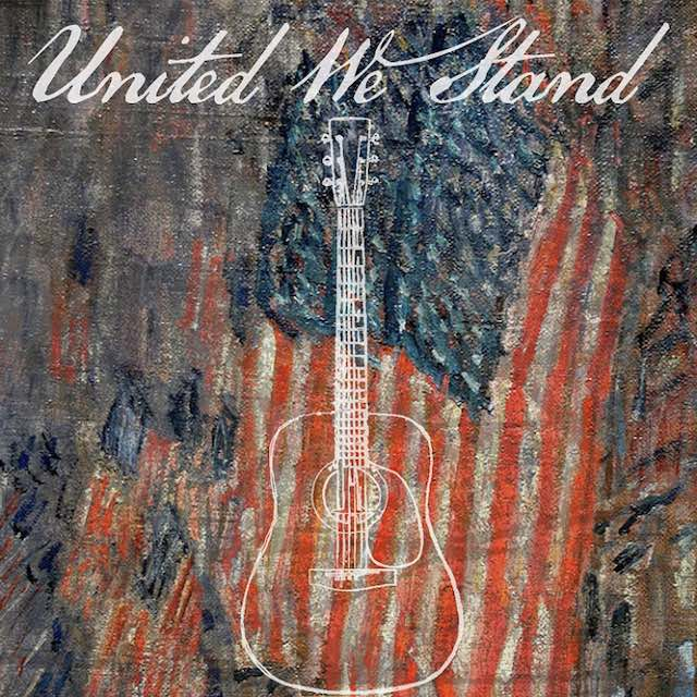 United We Stand compilation album from Pinecastle Records