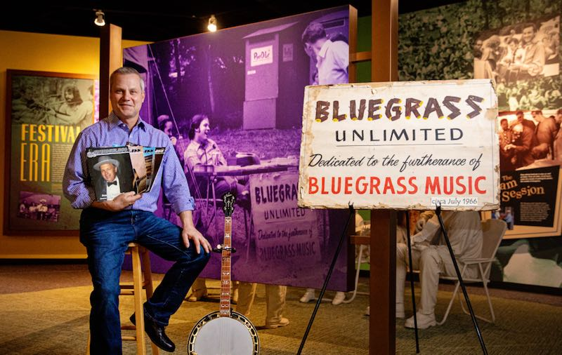 Dan Miller Appointed to Bluegrass Unlimited
