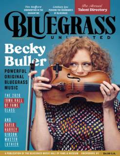 Bluegrass Unlimited Magazine