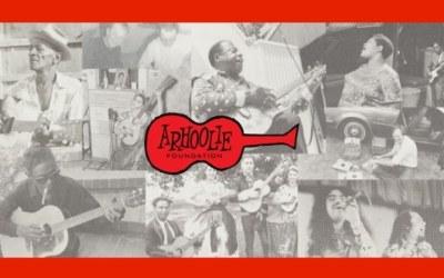 A Big Year For Arhoolie Foundation