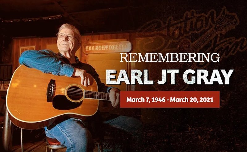 VALE JT Gray, Station Inn
