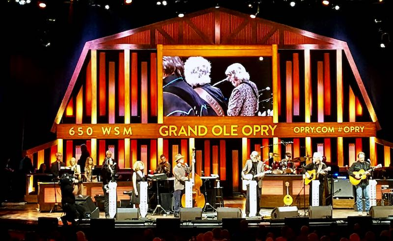Grand Ole Opry Reopens
