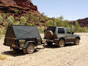 trailer camping