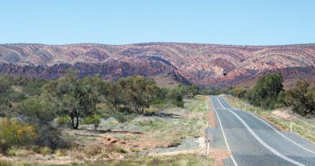 West Macdonnell Ranges. NT