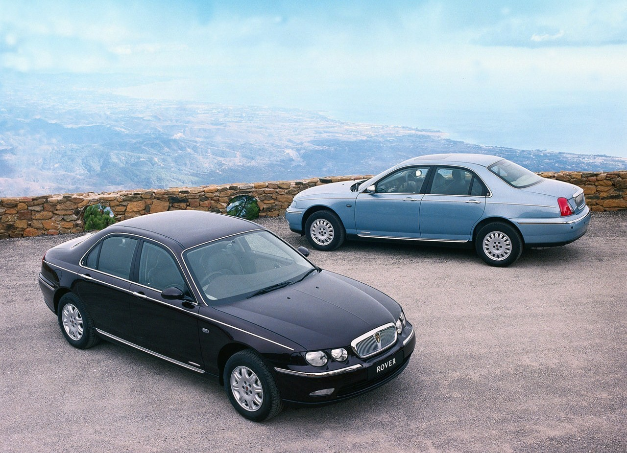 hight resolution of recalls faults rover 75 2001 05