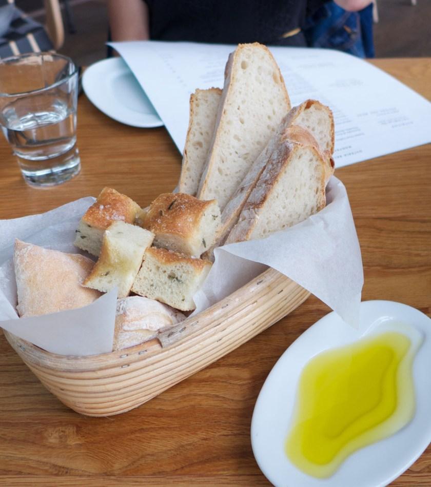 Italian Bread Basket Australian Dining Guide