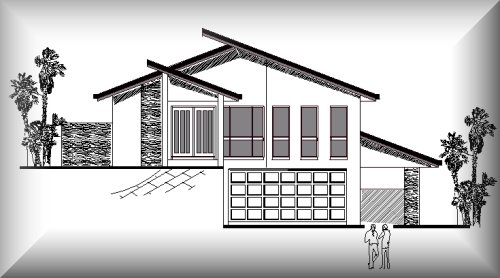 House Plans Sloping Land – House Design Ideas