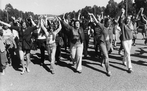 Anzac Day protest 1981