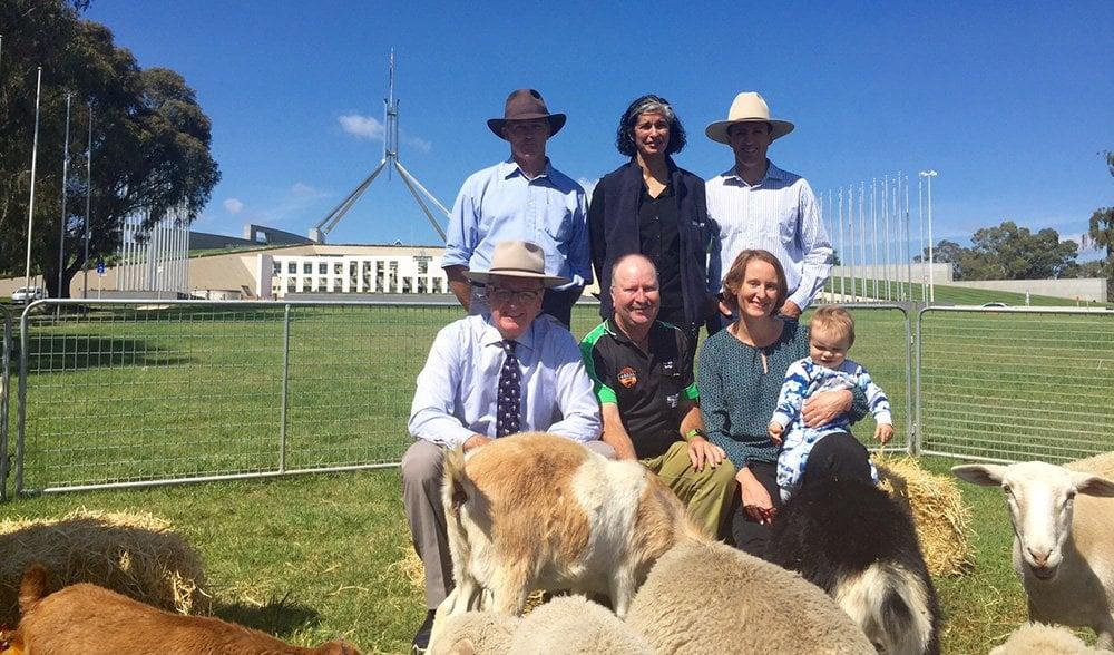australian farmers climate change