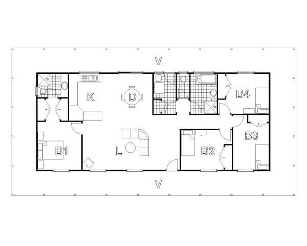 Duckmaloi Home.. « Australian House Plans
