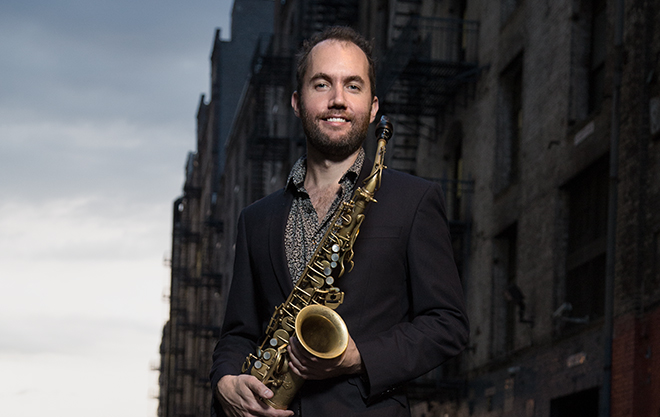 "Will Vinson: ""Australia produces excellent jazz musicians"""
