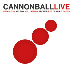 Cannonball Live CD Cover