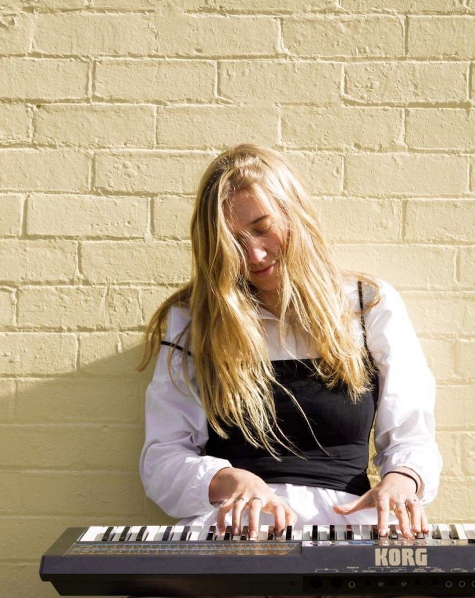 Hannah McKittrick wants you to love ostinato as much as she does