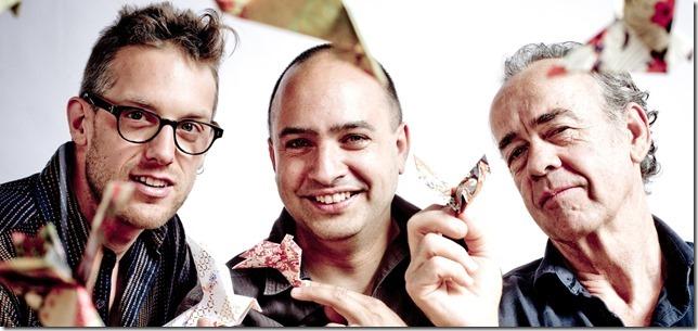 Origami - Hugh Harvey, Adam Simmons, Howard Cairns