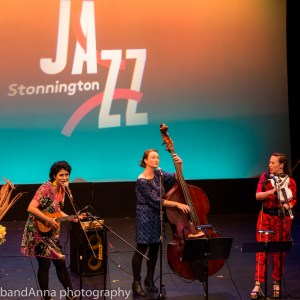 TIGGY at David Williamson Theatre as part of Stonnington Jazz Festival