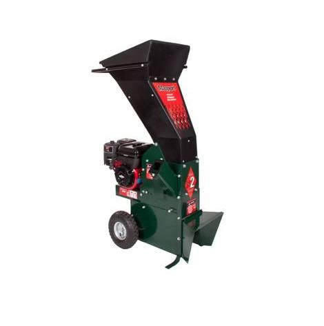 Masport Chipper Shredder – 5HP Briggs & Stratton Engine