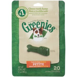 Greenies Treats for Dogs Petite